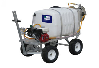 Kings 100 Gallon 4-Wheel Trailer Sprayer