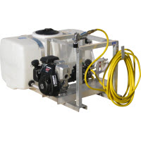 50-Gallon Skid Sprayer