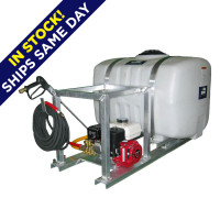 Kings 100 Gallon Pressure Washer Skid Sprayer