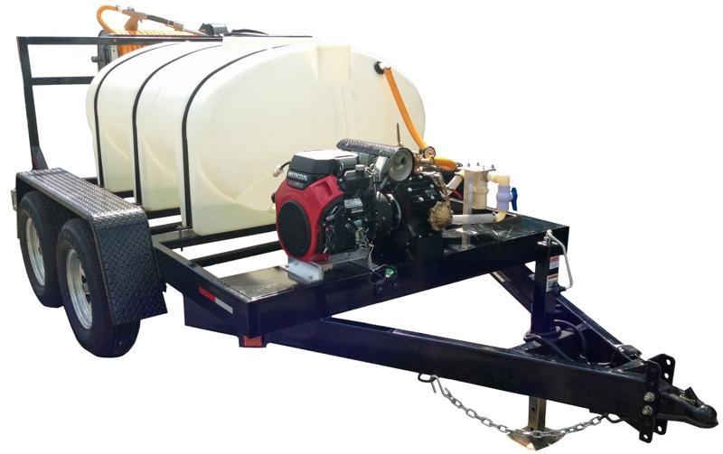 Kings Sprayers Highway Ready 500 Gallon Sprayer
