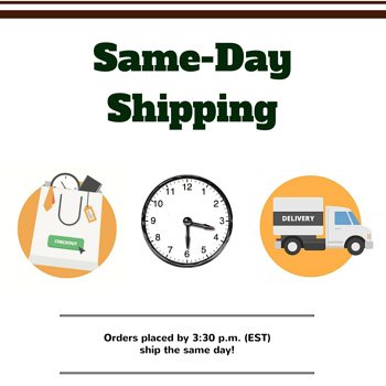 Same-day=shipping