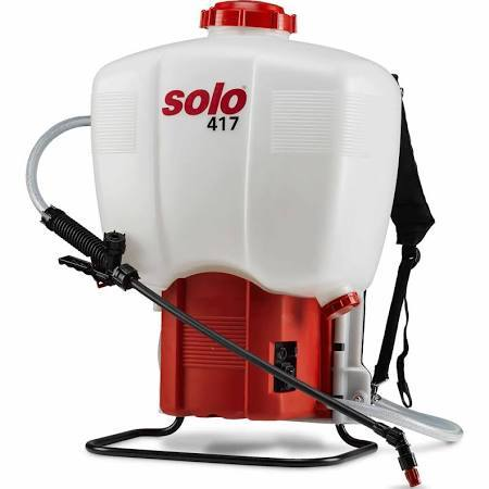 Solo Backpack Battery Powered Sprayer