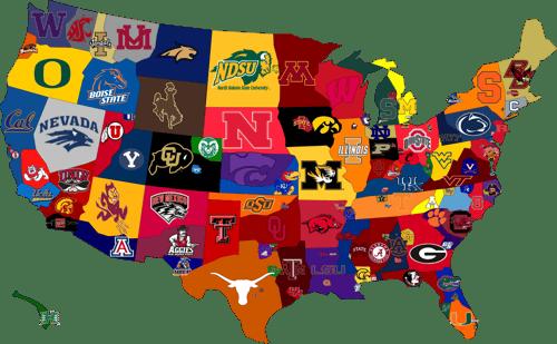 college-football-logos